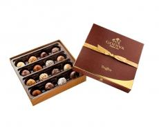 Шоколадные конфеты трюфели Godiva Truffles Signature 16шт GODIVA