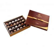Шоколадные конфеты трюфели Godiva Truffles Signature 24шт GODIVA