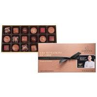 Шоколадные конфеты пралине Les Tentations du Chef Gift box 18шт GODIVA