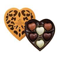 Шоколадные конфеты Godiva Coeur Iconique 6шт GODIVA