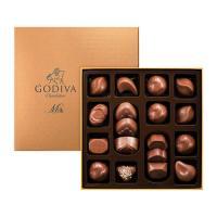 Шоколадные конфеты Godiva Connoisseur Milk 18шт GODIVA