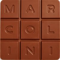 Шоколад без сахара плиточный, молочный No added sugar milk chocolate tablet PIERRE MARCOLINI, 70гр_1