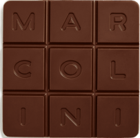 Шоколад плиточный, темный Sao Tome & Principe tablet PIERRE MARCOLINI, 70гр_1
