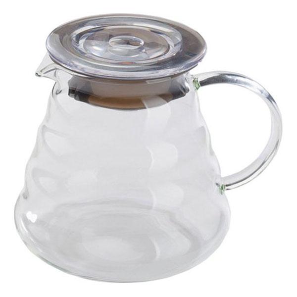 """Стеклянный заварочный чайник """"Гортензия"""", 600 мл"""