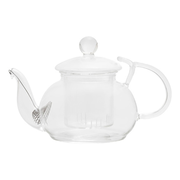 Стеклянный заварочный чайник Розмарин, 450 мл