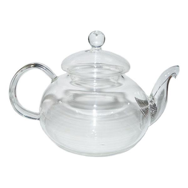 Стеклянный заварочный чайник Азалия, 800 мл