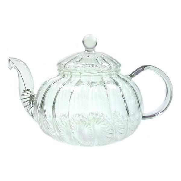 """Стеклянный заварочный чайник """"Колеус"""", 600 мл"""