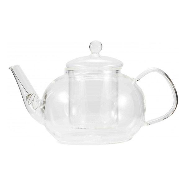 Стеклянный заварочный чайник Одуванчик, 1200 мл