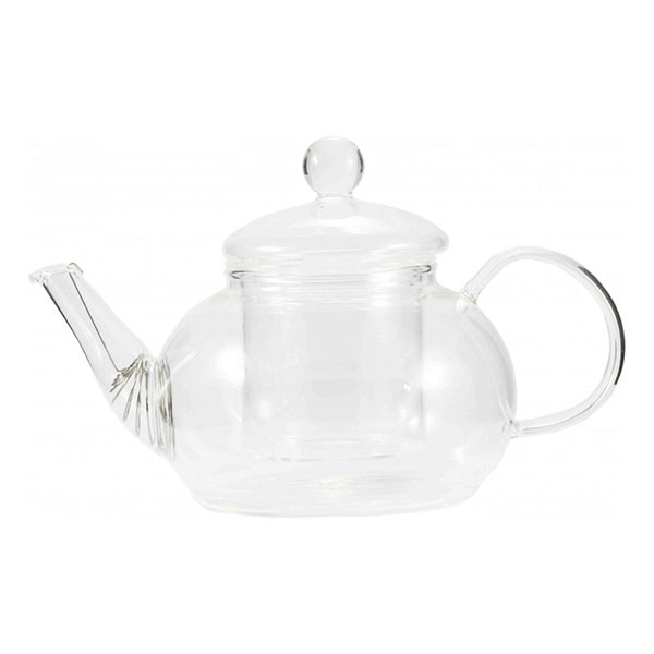 """Стеклянный заварочный чайник """"Одуванчик"""", 500 мл"""