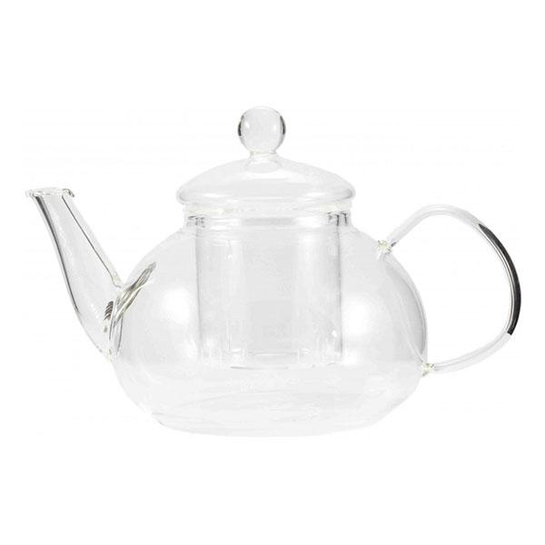 Стеклянный заварочный чайник Одуванчик, 800 мл
