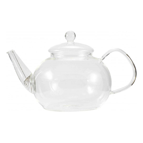 Стеклянный заварочный чайник Одуванчик, 1000 мл