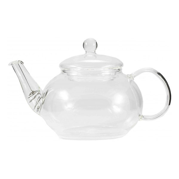 """Стеклянный заварочный чайник """"Одуванчик"""", 350 мл"""