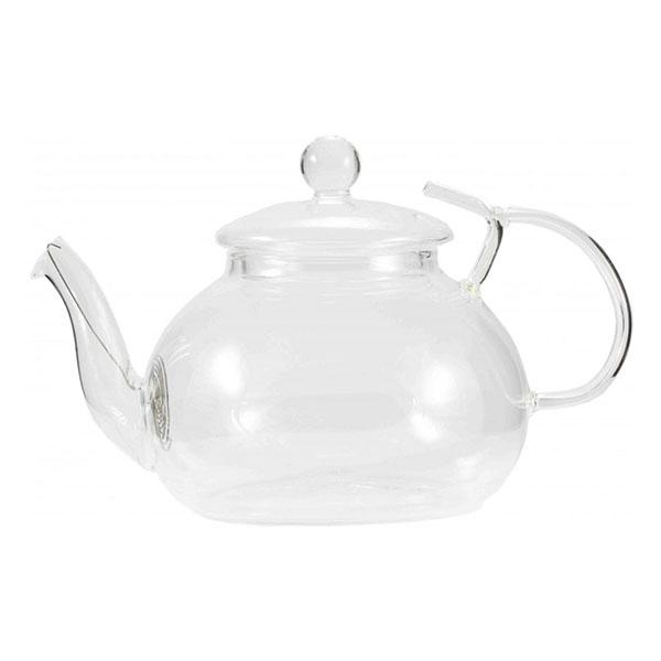 """Стеклянный заварочный чайник """"Примула"""", 700 мл"""