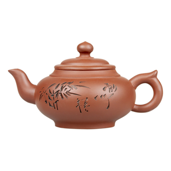Глиняный чайник Поющий лес, 350 мл