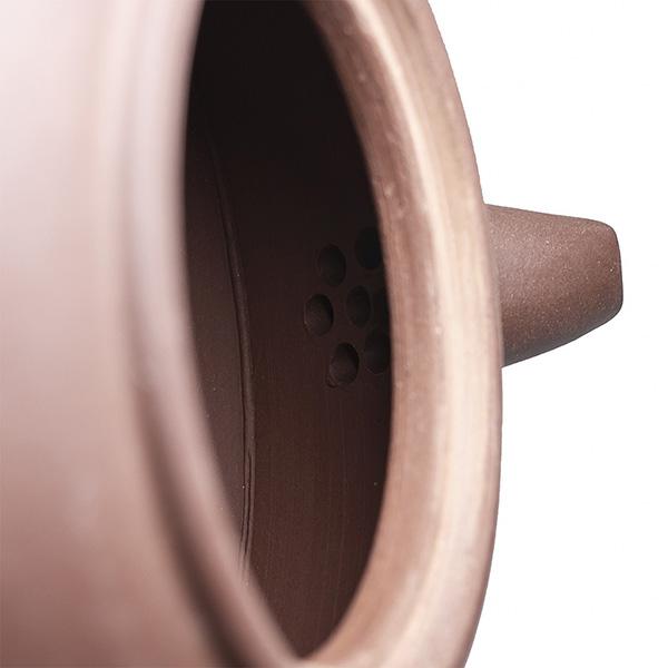 Глиняный чайник Семь знаков, 250 мл
