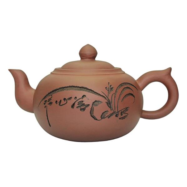 Глиняный чайник Тростник, 350 мл