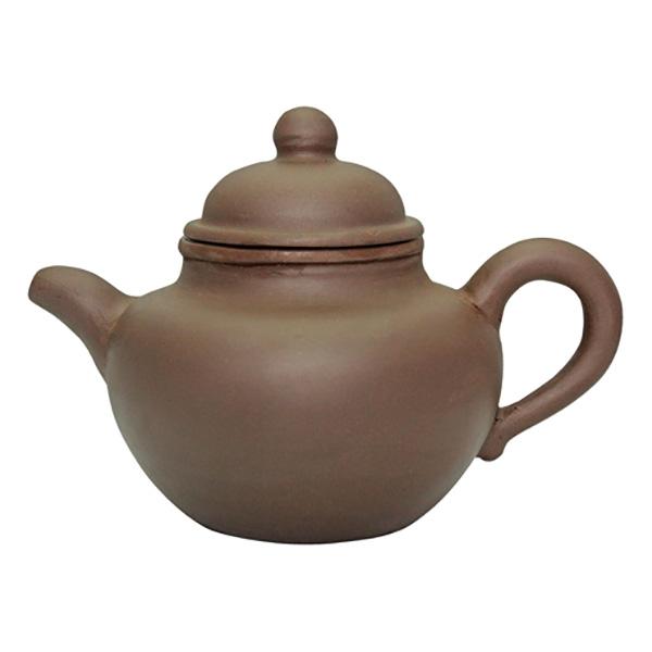 Глиняный чайник Мандарин, 180 мл