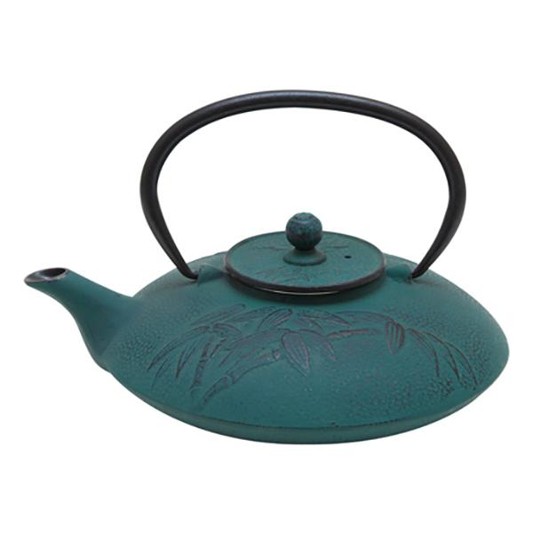 Чугунный чайник Бамбук, 800 мл