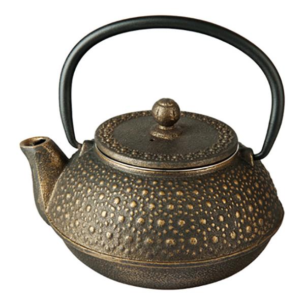 Чугунный чайник Железный Монах, 600 мл