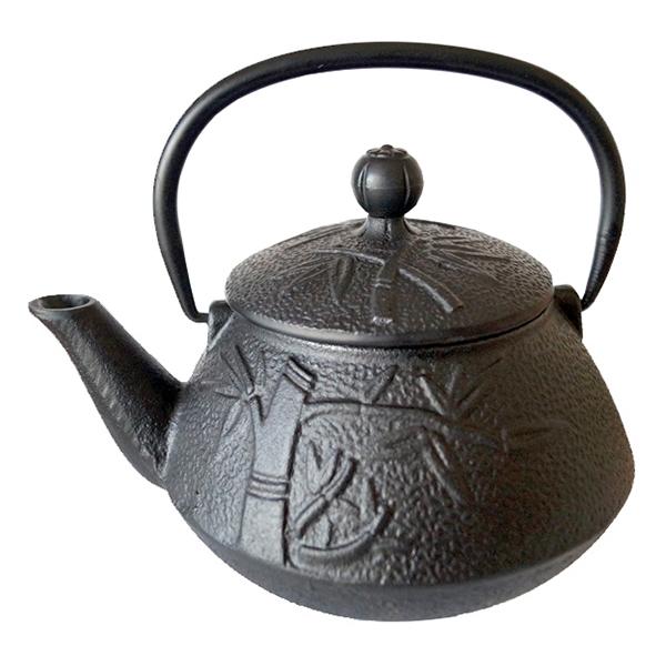 Чугунный чайник Пандовый лес, 800 мл