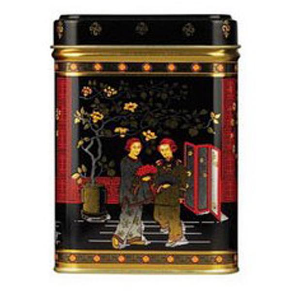 Банка для хранения чая Японцы, 25 г