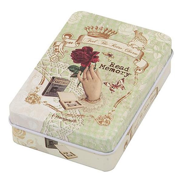 Банка для хранения чая подарочная Read Memory, 50 г