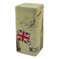 Банка для хранения чая Англия винтаж, 100 г