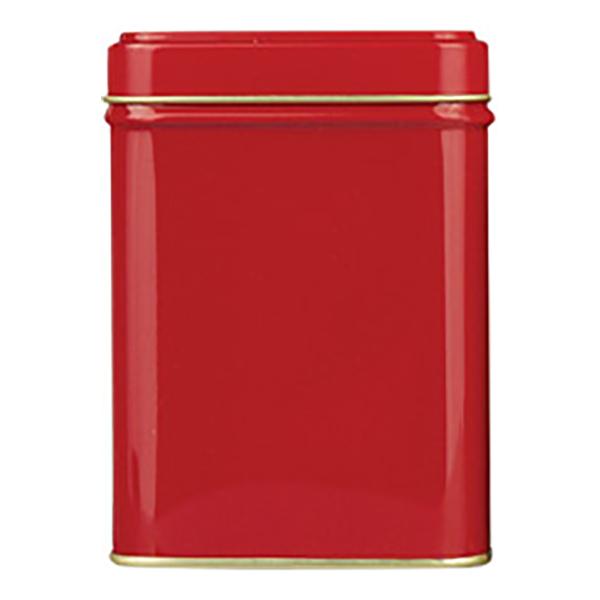 Банка для хранения чая Коста красная, 100 г