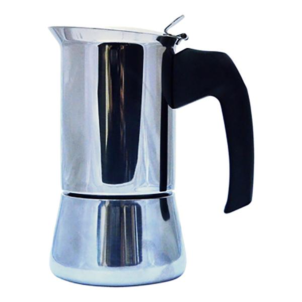 Гейзерная кофеварка Inox, 200 мл (на 4 чашки)