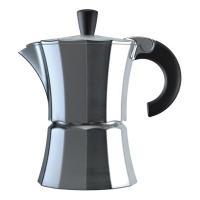 """Гейзерная кофеварка """"Morosina"""" алюминиевая, 300 мл (на 6 чашек)"""