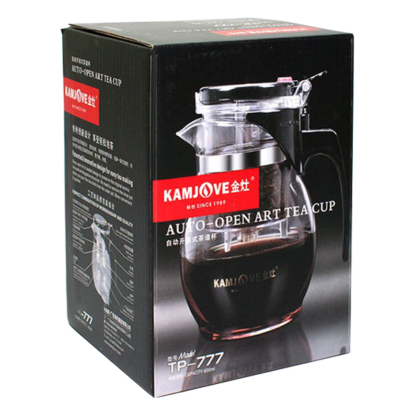 Чайник заварочный Гунфу Kamjove TP-777, 600 мл
