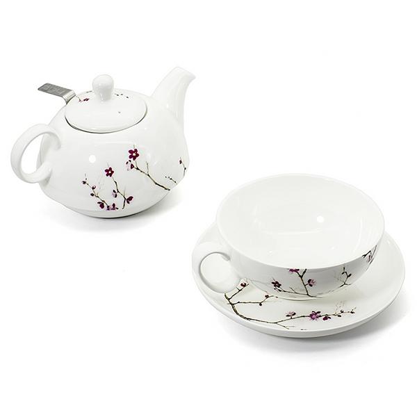 Чайный набор Цветущая сакура (1 персона)