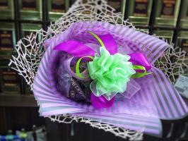 Чайный кофейный букет Весеннее цветение
