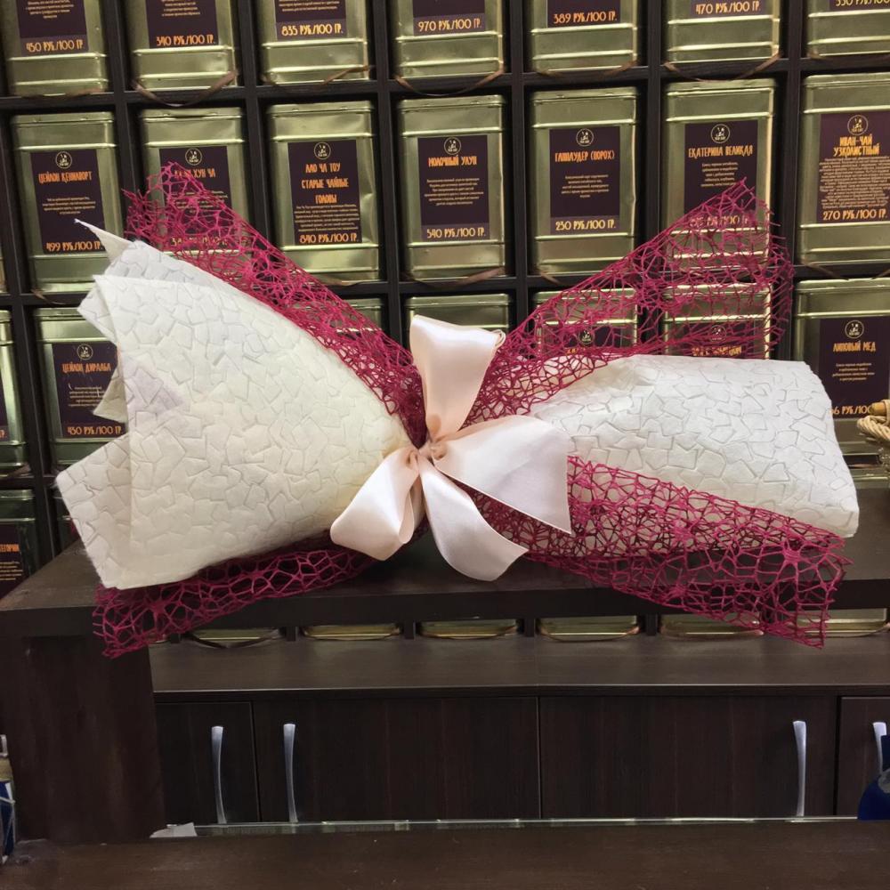 Чайный кофейный букет Бриллиантовый