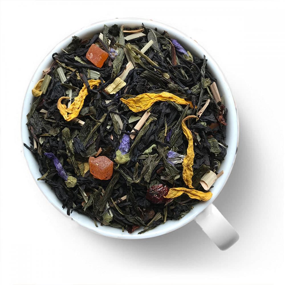 Черный чай Волшебная луна