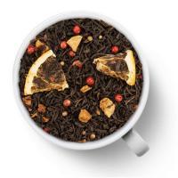 Чай черный Со вкусом апельсинового печенья