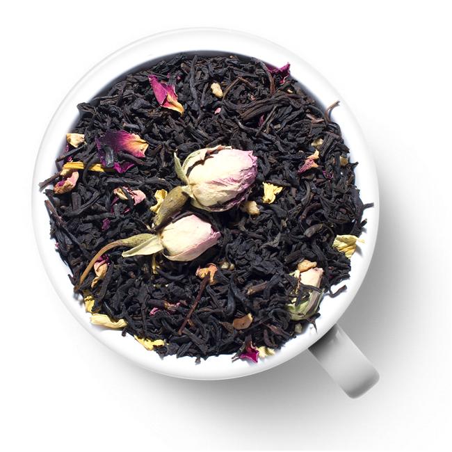 Чай черный Ягодный пай