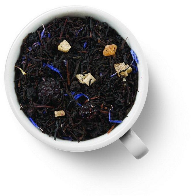 Чай черный Черничный пирог