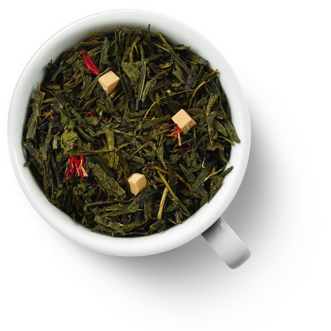 Зеленый чай Мохито