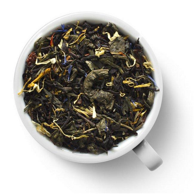 Зеленый чай Альпийский луг