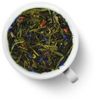 Чай зеленый Клубника в шампанском