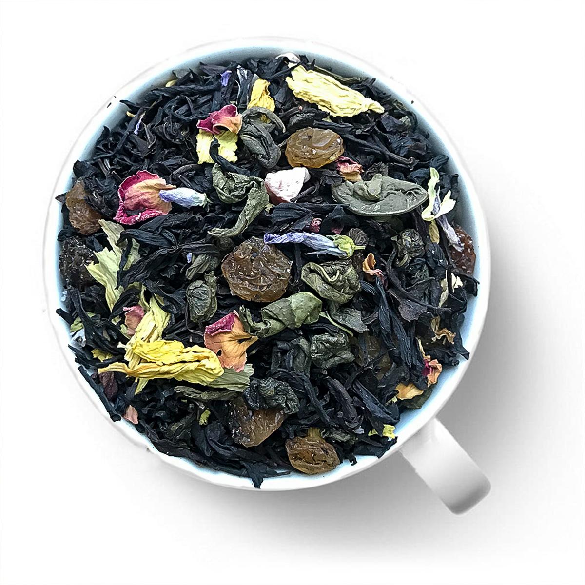 Чай черный Ночь любви