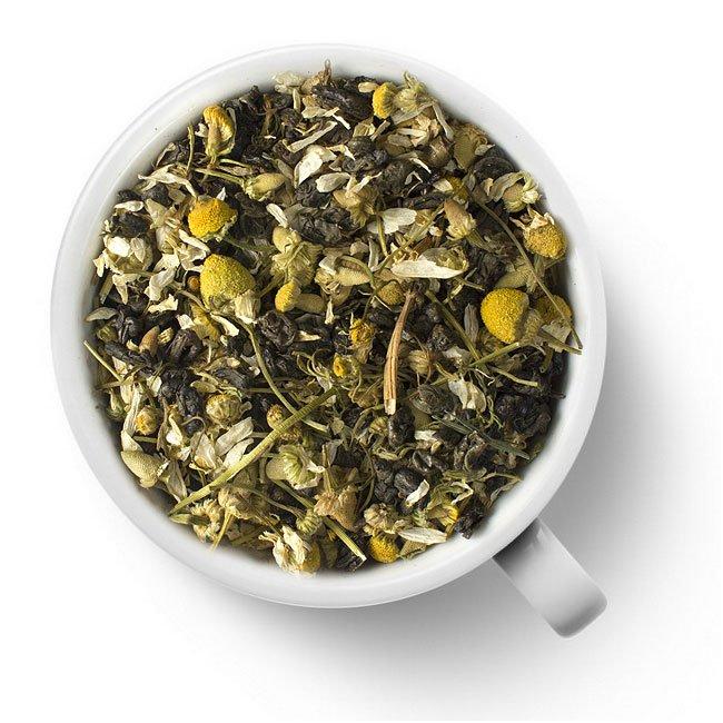 Зеленый чай Свежая ромашка