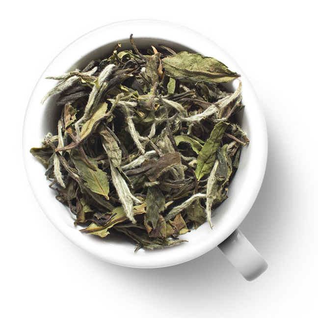 Чай белый Бай Му Дань (Белый пион), премиум