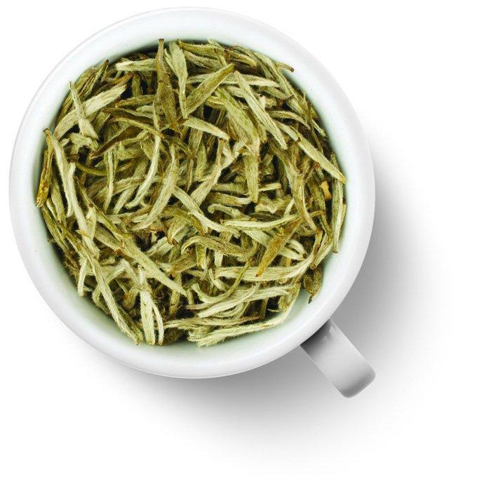 Чай Бай Хао Инь Чжень (Серебряные иглы с белыми волосками)