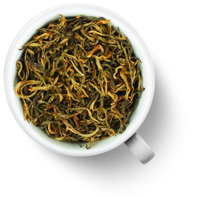 Красный чай Цзин Хао (Золотой пух), премиум