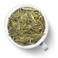 Зеленый чай Лун Цзин (Колодец дракона), премиум