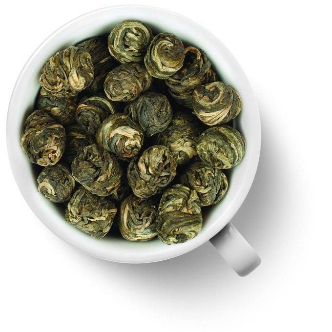 Зеленый чай Люй Лун Чжу (Большая Жемчужина Дракона)