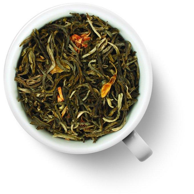 Зеленый чай Чун Хао Ван (Королевский жасмин)