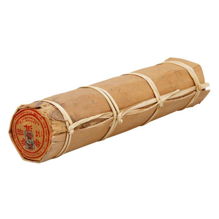 Шу Пуэр, завернутый в бамбуковые листья, 200 г